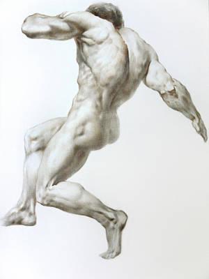 Nude 1 Art Print