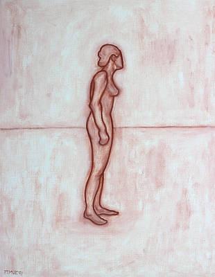 Nude 11 Art Print by Patrick J Murphy