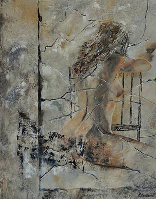 Nudes Royalty-Free and Rights-Managed Images - Nude 910111 by Pol Ledent