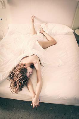 Photograph - Sunday Nude by Amyn Nasser