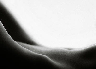 Photograph - Nude Study No1 by Dave Bowman