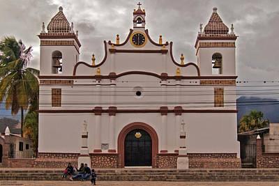 Photograph - Nuestra Senora De Los Dolores - 1 by Hany J