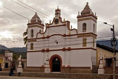 Photograph - Nuestra Senora De Los Dolores - 2  by Hany J
