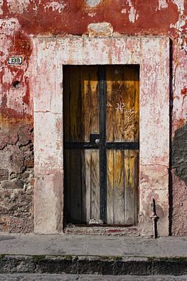 Guanajuato Photograph - Number 139 San Miguel De Allende by Carol Leigh