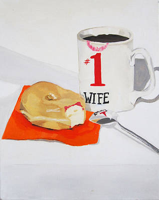Number One Wife Original by Jahna Jacobson