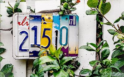 Photograph - Numbers by Alberto Mirabal