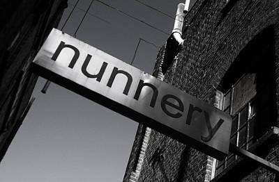 Nunnery 1 Art Print by Jez C Self