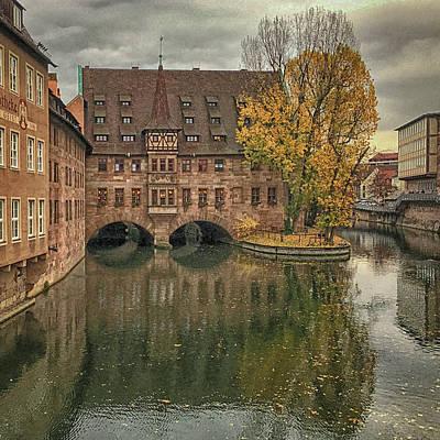 Photograph - Nuremberg, Germany by Jim Pavelle