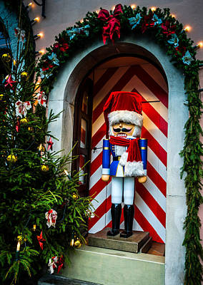 Photograph - Nutcracker by Bill Howard