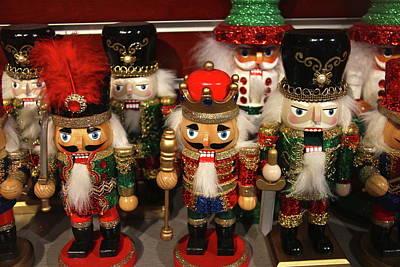 Photograph - Nutcracker Christmas by Denise Mazzocco