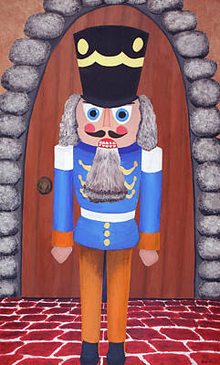 Painting - Nutcracker Sweet by Thomas Blood