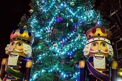 Photograph - Nutcrackers On Guard by Mick Anderson