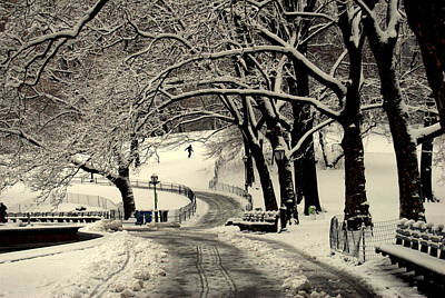 Photograph - Ny Br.78 by Ljubisa Milisavljevic