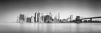 Brooklyn Photograph - Ny Skyline by Ivo Kerssemakers