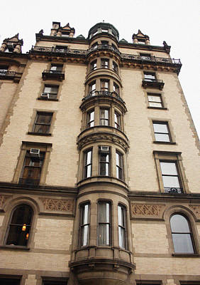 Photograph - Nyc Brownstone 2 by Mary Haber