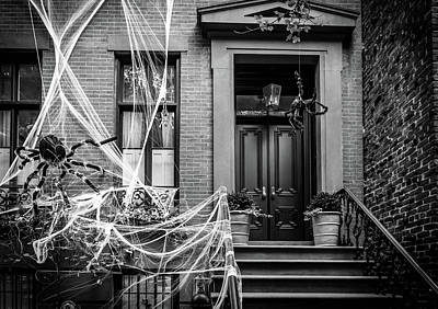 Photograph - Nyc Halloween by Framing Places