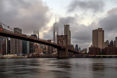 Photograph - Nyc In The Am by Anthony Fields
