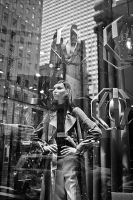 Photograph - Nyc Maiden Of Strength by David Perea
