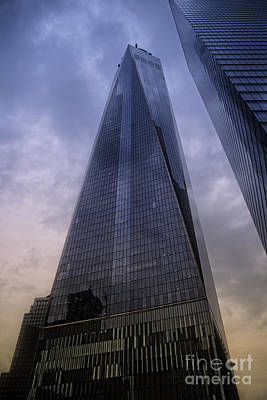 Travel Rights Managed Images - NYC-One World Trade Center N1 Royalty-Free Image by Mary Machare