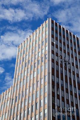 Owls - NYC Skyscraper Facade by Jannis Werner