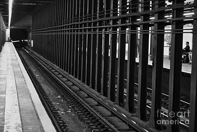 Photograph - New York City Subway by Kate Purdy