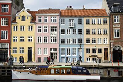 Photograph - Nyhavn Pastels by Eric Nielsen