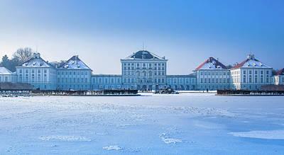 Nymphenburg Palace - Munich Art Print