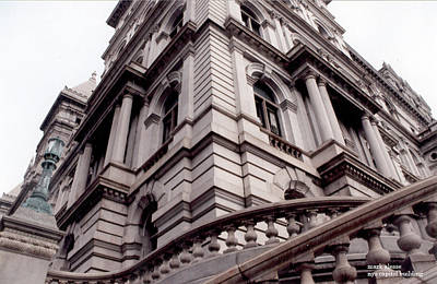 Photograph - Nys Capitol...albany by Mark Alesse