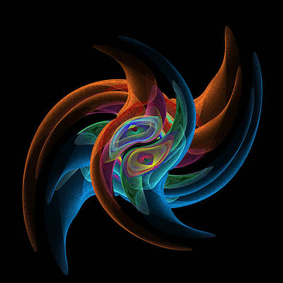 Digital Art - Nyse Ticker Symbol Syy Daily  by Stephen Coenen