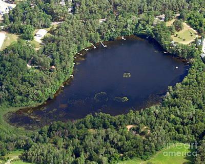 Photograph - O-002 Ottman Lake Chain O Lakes Waupaca by Bill Lang