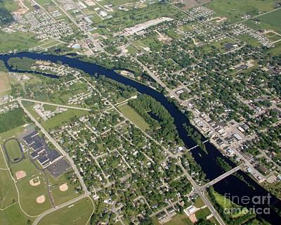 Photograph - O-006 Omro Wisconsin by Bill Lang