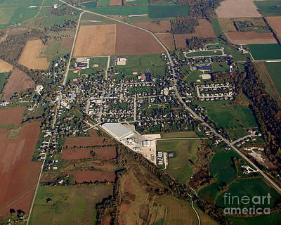 Photograph - O-010 Oakfield Wisconsin by Bill Lang
