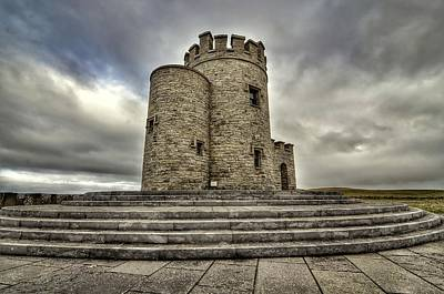 Photograph - O Brien's Tower by Joe Ormonde