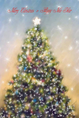 Photograph - O Christmas Tree by Diane Macdonald