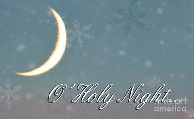 O Holy Night Art Print