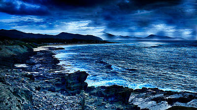 Photograph - Oahu Coastline by Wayne Wood