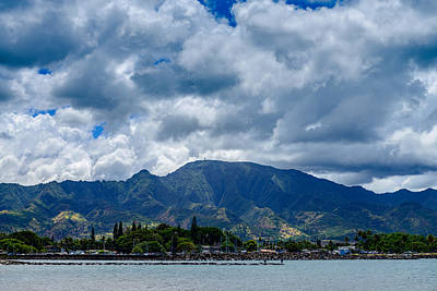 Photograph - Oahu Peaks by Michael Scott