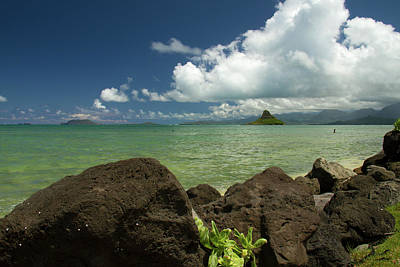 Photograph - Oahu's East Coast 1 by Debby Richards