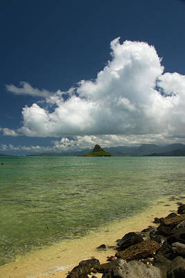 Photograph - Oahu's East Coast 2 by Debby Richards