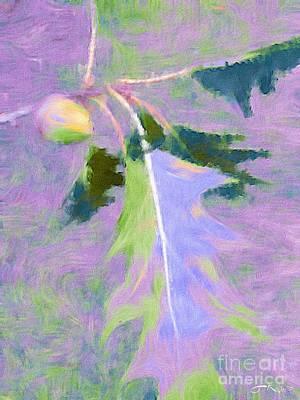 Painting - Oak by Julie Knapp