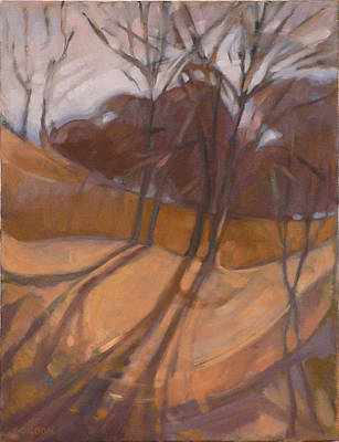 Oak Painting - Oak Savanna by Kim Gordon