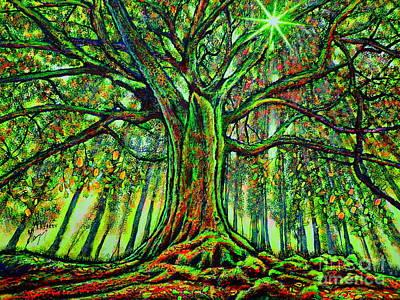 Oak#2 Original by Viktor Lazarev
