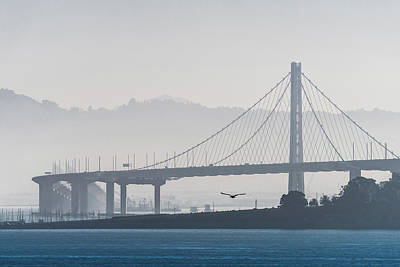 Photograph - Oakland Bay Bridge by Debbie Ann Powell