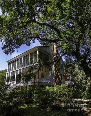 Photograph - Oakley House by Ken Frischkorn
