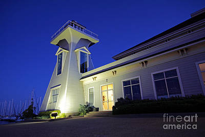 Oakville Lighthouse Art Print