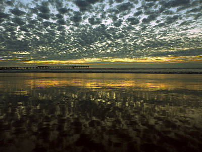Photograph - Ob Sunset No. 2 by Keith McGill