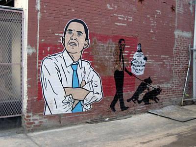 Obama Pride Art Print by Sean Owens