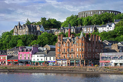 Photograph - Oban by Arterra Picture Library