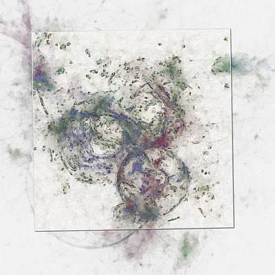 Slate Pattern Painting - Obbligati Pattern  Id 16101-024553-12001 by S Lurk