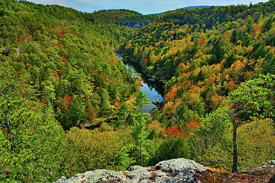 Photograph - Obed Wild And Scenic River by Ben Prepelka
